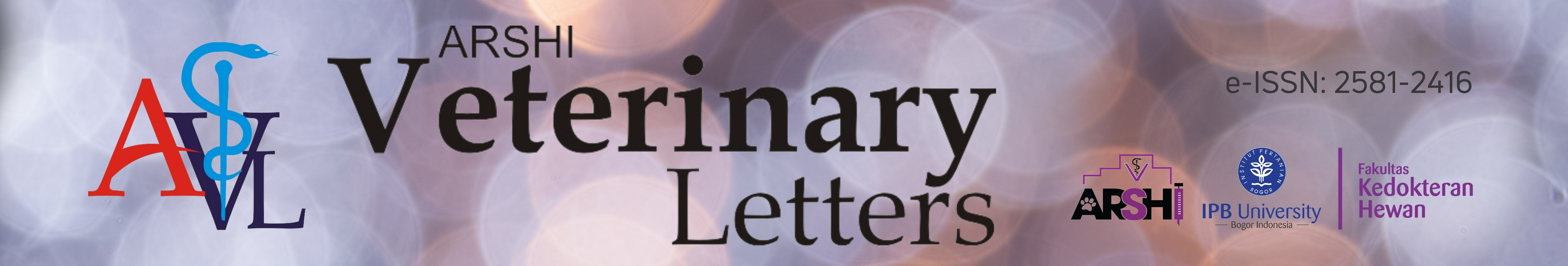 ARSHI Veterinary Letters