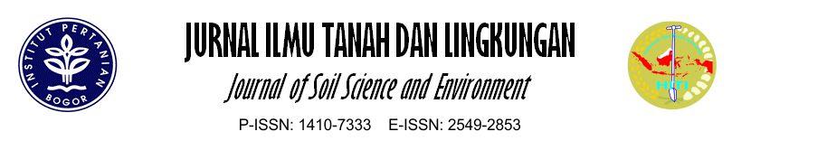 Jurnal ilmu tanah dan lingkungan