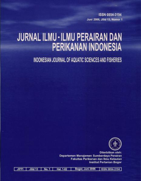 ISSN : 0854-3194 Juni 2006, Jilid 13, Nomor 1