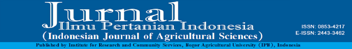 Jurnal Ilmu Pertanian Indonesia (Indonesian Journal of Agricultural Sciences)